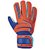 Reusch Attrakt SD Open Cuff Junior - Torwarthandschuhe, Orange/Blue