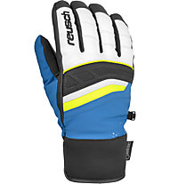 Reusch Guanti sci Bellano GTX, White/Brillant Blue