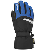Reusch Bolt GTX - Skihandschuh - Kinder, Black/Light Blue