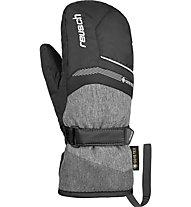 Reusch Bolt GTX Junior - Ski-Fäustling - Kinder, Grey/Black