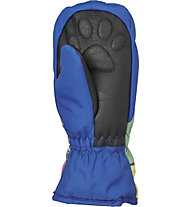 Reusch Couples Mitten, Dazzling Blue/White
