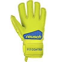 Reusch Fit Control S1 Junior - Torwarthandschuhe - Kinder, Yellow