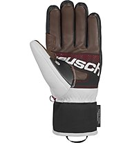 Reusch Henrik Kristoffersen - guanti da sci - uomo, White/Black
