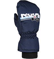 Reusch Kids Mitten - Guanti da Sci, Dress Blue