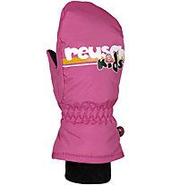 Reusch Kids Mitten, Hot Pink
