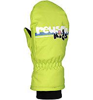 Reusch Kids - guanti da sci - bambino, Neon Green