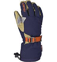 Reusch Lech R-Tex XT Skihandschuh, Dress Blue/Ochre
