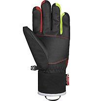 Reusch Marcel Hirscher R-TEX XT - guanti da sci - bambino, Black/Red