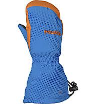 Reusch Maxi R-TEX XT Kid - Skihandschuh - Kinder, Light Blue/Orange
