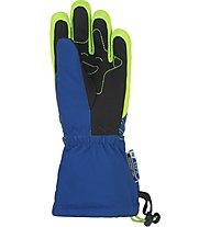 Reusch Maxi R-TEX® XT Baby - guanti da sci - bambino, Blue/Green