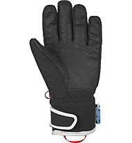 Reusch Prime Race R-Tex XT - guanti da sci - bambino, Black/Green