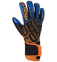 Reusch Pure Contact 3 S1 Junior - Torwarthandschuhe - Kinder, Black/Orange/Blue