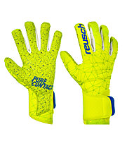Reusch Pure Contact II G3 Fusion - Torwarthandschuhe, Yellow
