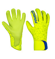Reusch Pure Contact II S1 Junior - guanti portiere calcio - bambino, Yellow