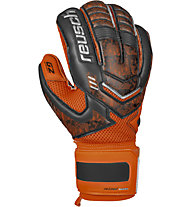 Reusch Reload Prime G2 - Torwarthandschuhe, Black/Orange