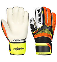 Reusch Repulse Junior - guanti da portiere bambino, Orange