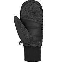 Reusch Stratos STORMBLOXX™ - moffole da sci - donna, Black