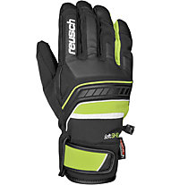 Reusch Thunder R-Tex XT (2014), Black/Neon Green