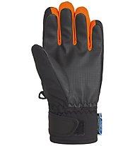 Reusch Torbenius R-TEX XT - guanti da sci - bambino, Light Blue/Orange