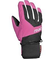 Reusch Torbenius R-TEX XT - guanti da sci - bambino, Pink/Black