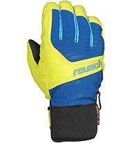 Reusch Guanti sci Torbenius R-TEX XT Junior (2013), Imperial Blue/Neon Yellow