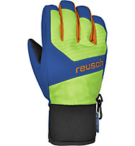 Reusch Guanti sci Torbenius R-TEX XT Junior (2013), Neon Green/Imperial Blue