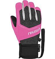 Reusch Torby R-TEX® XT J - Skihandschuhe - Kinder, Pink/Grey/Black