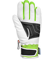 Reusch Training R-TEX XT - Race-Skihandschuh - Herren, White/Green