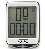 RFR Wireless CMPT - computer bici, White