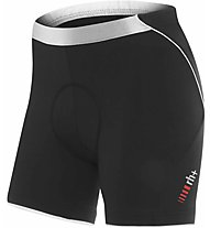 rh+ + Fusion W I Shorts - Radhose - Damen, Black/White