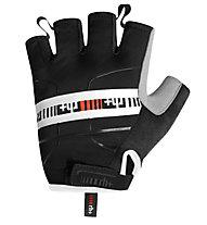 rh+ Guanti bici Academy Glove, Black/White
