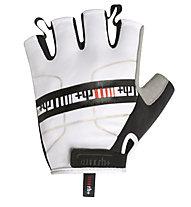 rh+ Academy Glove Fahrradhandschuhe, White/Black