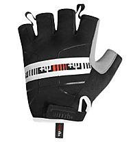 rh+ Academy Glove Fahrradhandschuhe, Black/White