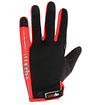 rh+ Guanti bici Adventure Glove, Red/Black