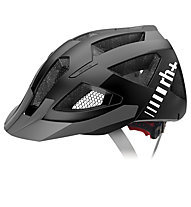 rh+ Black Combo - casco MTB, Black