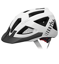 rh+ Black Combo - casco MTB, White