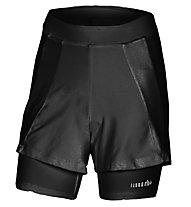 rh+ Cocò - pantaloni da bici corti - donna, Black
