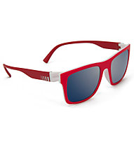 rh+ Corsa 1 Sonnenbrille, Matt Red/White