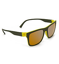 rh+ Corsa 1 - occhiali da sole sportivi, Matt Green/Lime