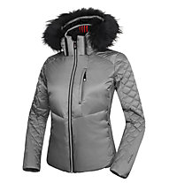 rh+ Giacca in piuma donna Emotion Down W Jacket, Grey