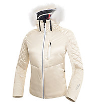 rh+ Giacca in piuma donna Emotion Down W Jacket, Platinum