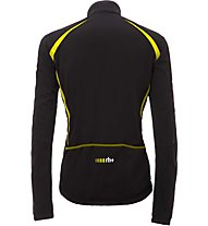rh+ Flash - Radjacke - Herren, Black/Yellow