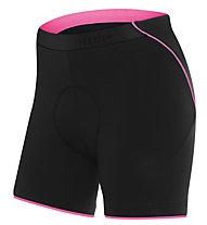 rh+ Fusion W II Shorts, Black/Deep Pink