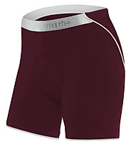 rh+ Fusion W II Shorts Damen-Radhose, Grape Violet/White