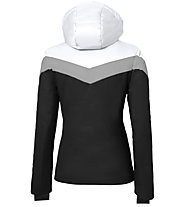 rh+ Grand Couloir W - Skijacke - Damen, Black/White