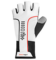 rh+ Impact Glove Fahrradhandschuh, White/Black