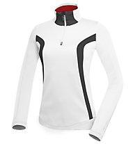 rh+ Infinity W Jersey Damen-Skipullover, Off White/Black