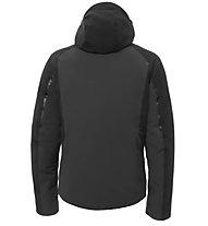 rh+ Kiroro - giacca da sci - uomo, Black/Green
