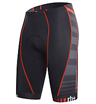rh+ Legend EVO Shorts Radhose, Black/Anthracite