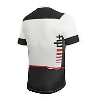 rh+ Logo Evo Jersey - Radtrikot - Herren, White